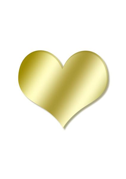 תג שם לחיית מחמד זהב