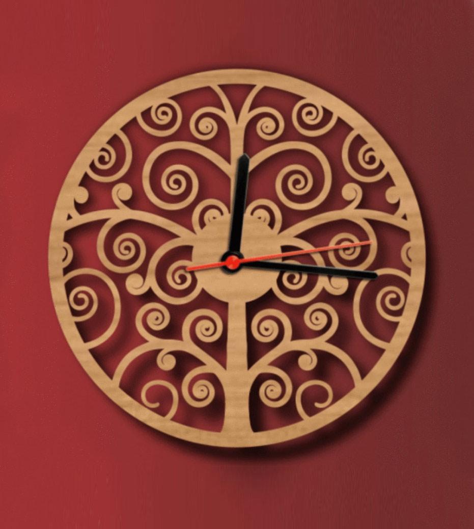 שעון מסולסל